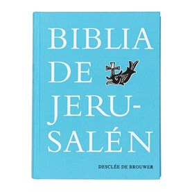 BIBLIA DE JERUSALÉN MANUAL TELA   2019