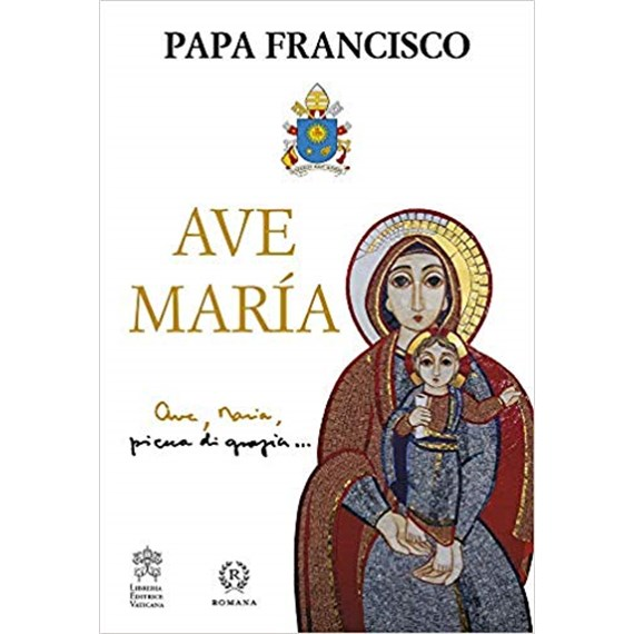 AVE MARÍA PAPA FRANCISCO