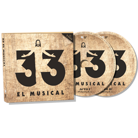 33 El Musical CD